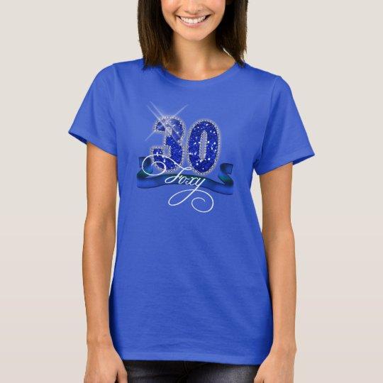 Foxy Thirty Sparkle ID191 T-Shirt