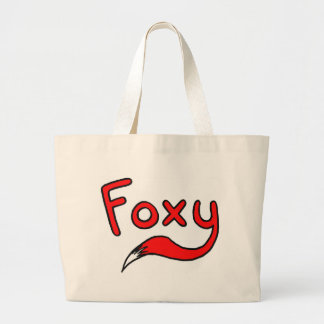 Foxy Tote Bags
