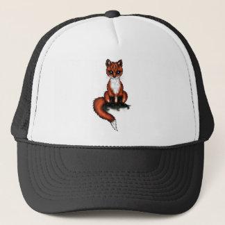 Foxy Trucker Hat