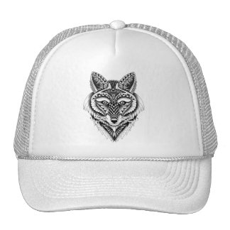 Foxy Wolf Trucker Hat