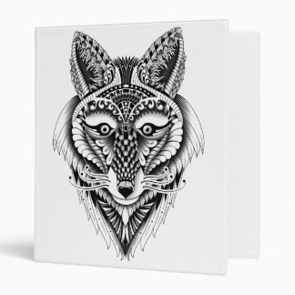 Foxy Wolf Vinyl Binders