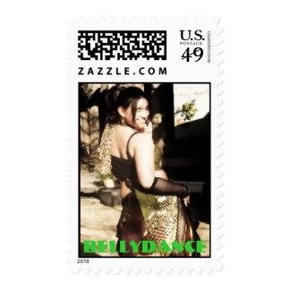 FoxyLady Gypsy Stamp