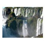 Foz do Iguaçu/las cataratas del Iguazú II Postal