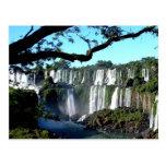 Foz do Iguaçu/las cataratas del Iguazú Postal