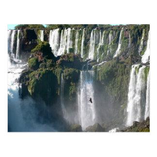 Foz do Iguazu, Brazil II Postcard