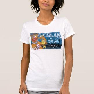 Fozzie Bear - Berlin, Germany Poster T-Shirt