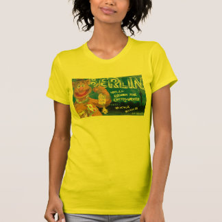 Fozzie Bear - Berlin, Germany Poster T-shirts