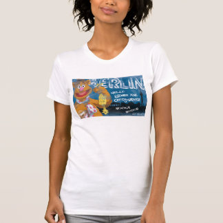 Fozzie Bear - Berlin, Germany Poster Shirt