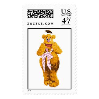 Fozzie Bear Disney Postage