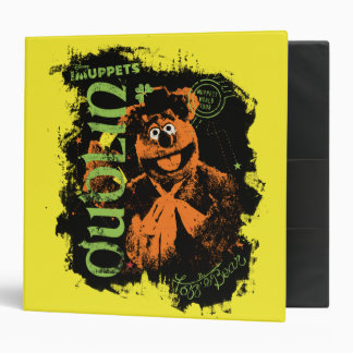 Fozzie Bear - Dublin 3 Ring Binder