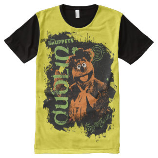 Fozzie Bear - Dublin All-Over-Print Shirt