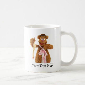 Fozzie Bear holding a rubber chicken Coffee Mug