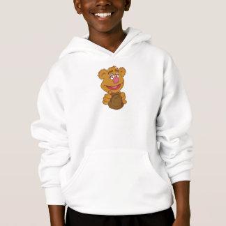 Fozzie Bear Holding Disney Hoodie