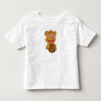 Fozzie Bear Holding Disney Toddler T-shirt