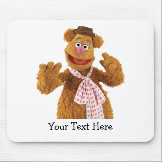 Fozzie Bear Mouse Pad