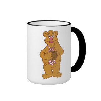 Fozzie Bear Smiling Disney Mugs