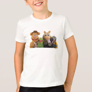 Fozzie, Kermit, Miss Piggy, and Gonzo T-Shirt