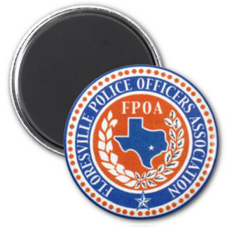 FPOA 2 INCH ROUND MAGNET