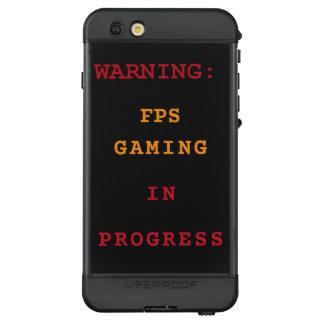 FPS Gaming In Progress LifeProof NÜÜD iPhone 6s Plus Case