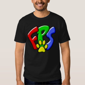 FPS Letter Logo T Shirt
