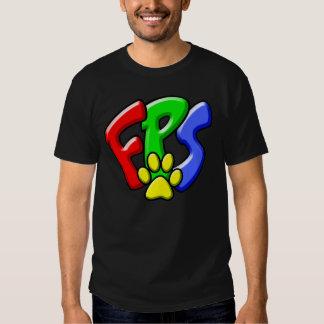 FPS Letter Logo T-shirts