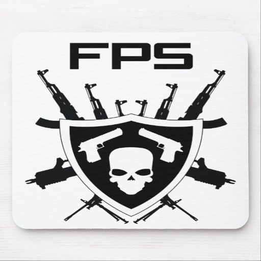 FPS Mouse Pad Vertical