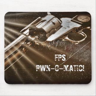 FPS PWN! MOUSE PAD