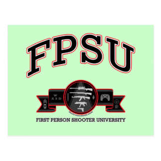 FPSU POSTCARD