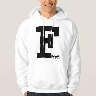 Fr3sh Thr3dz sweater Hooded Pullover