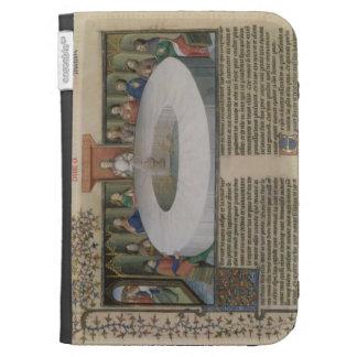 Fr.120 f.524v los caballeros de la mesa redonda de