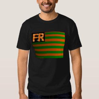 FR%20flag T Shirt