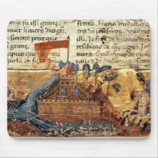 Fr 4972 f.1: Jerusalem in the Crusades Mouse Pad