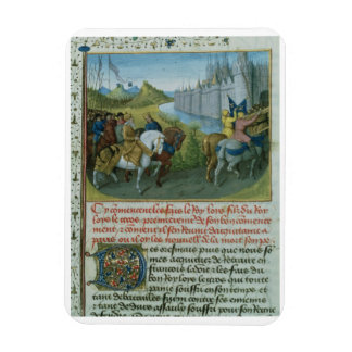 Fr 6465 f.22 Entry of Louis VII into Constantinopl Magnet
