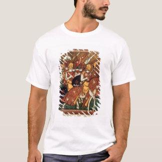 Fr 9084 f.20v: Knights on horseback T-Shirt