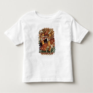 Fr 9084 f.20v: Knights on horseback Toddler T-shirt