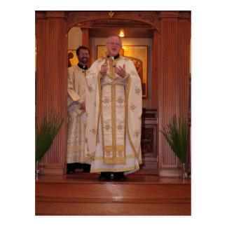 Fr. Antony Hughes Postcard