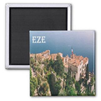 FR - France - French Riviera - Eze - Eza Magnet