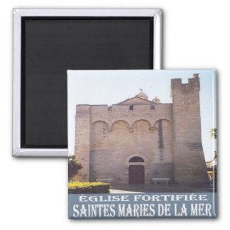FR-France-French Riviera-Saintes-Maries-de-la mer Magnet