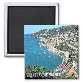 FR - France - French Riviera-Villefranche Sur mer Magnet