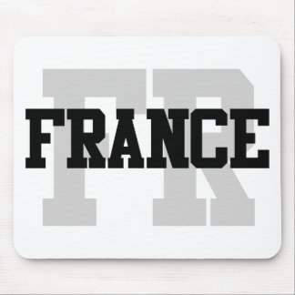 FR France Mouse Pad
