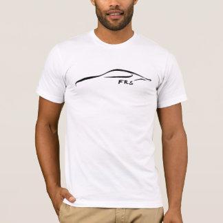 FR-S Black Brustroke Logo T-Shirt