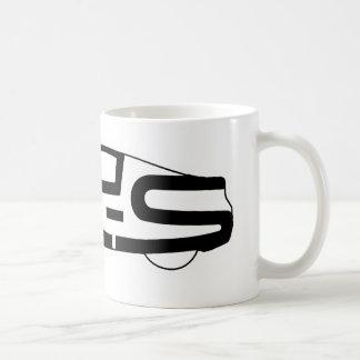 FR-S in a shape of the car Coffee Mug