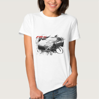 FR-S in swirls Tee Shirt