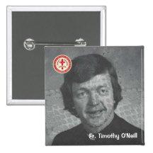 Fr. Timothy O'Neill Pinback Button