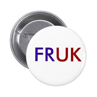 FR/UK PINBACK BUTTON