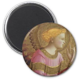 Fra Angelico Angel magnet
