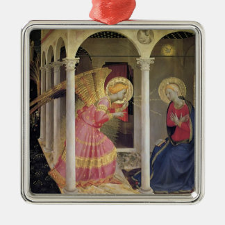 Fra Angelico- Annunciation Christmas Ornaments