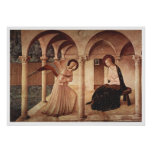 Fra Angelico - Annunciation Posters