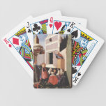 Fra Angelico Art Bicycle Playing Cards