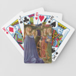 Fra Angelico Art Bicycle Poker Cards